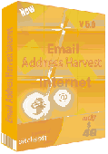 Email Address Harvester Internet Screenshot
