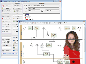 Screenshot of Eunomia Process Builder