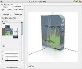 Screenshot of ExeIcon.com 3D Box Maker