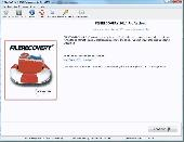FILERECOVERY 2014 Standard for PC Screenshot