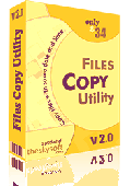 Screenshot of File Copy Utility