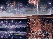Fireworks Animated Wallpaper Screenshot
