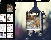 Flash flip book theme of Memory Screenshot