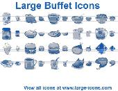 Free Buffet Icons Creator Screenshot