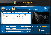 Free DVD Ripper Ultimate Screenshot