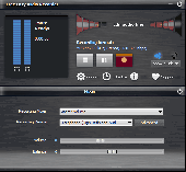 Free Easy Audio Recorder Screenshot