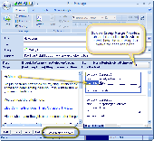 G-Lock EasyMail Screenshot