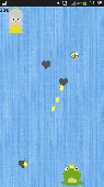 Screenshot of Grab Hearts