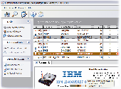 HDD Network Temperature Screenshot
