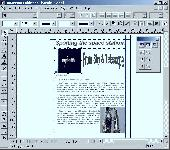 HomePrint Publisher Screenshot