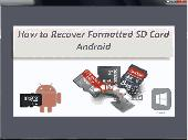 How to Recover Formatted SD Card Android Screenshot