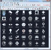 Screenshot of Icon Editor Studio