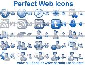 Icons for Web Screenshot