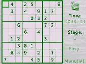 ImTOO BlackBerry Sudoku Screenshot