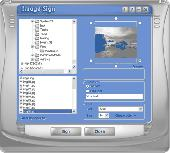 Screenshot of ImageSign