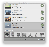 Jaksta Video Converter for Mac Screenshot