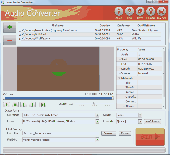 Screenshot of Jfuse Audio Converter