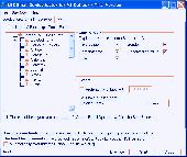 LBE EMAIL Deduplicator Screenshot