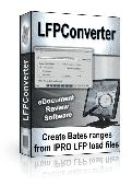 Screenshot of LFPConverter