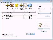 Leap AVI DIVX WMV MOV MPEG Converter Screenshot