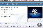 Leawo Free AVI to 3GP Converter Screenshot