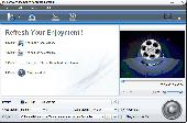 Leawo MP4 to MPEG Converter Screenshot