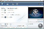 Leawo MP4 to VOB Converter Screenshot