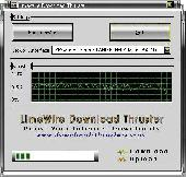 LimeWire Download Thruster Screenshot