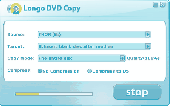 Screenshot of Longo DVD Copy