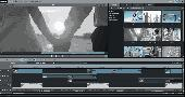 Screenshot of MAGIX Movie Edit Pro