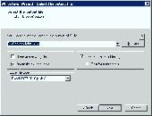MDB (Access) to XLS (Excel) Converter Screenshot