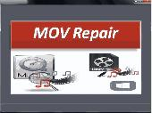 MOV Repair Screenshot
