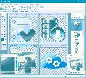 Screenshot of M Icon Editor