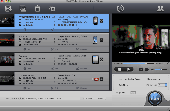 Screenshot of MacX Video Converter Free Edition