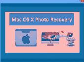 Mac OS X Photo Recovery Screenshot