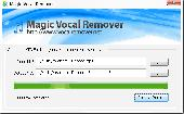 Magic Vocal Remover Screenshot