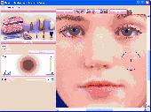 Screenshot of MakeUp Instrument software