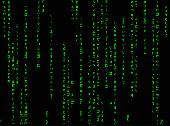 Matrix Code Animated Wallpaper Screenshot