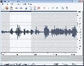 MediaVigor Audio Editor Screenshot