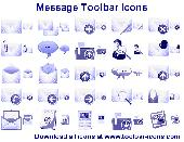 Message Toolbar Icons Screenshot