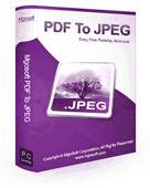 Mgosoft PDF To JPEG SDK Screenshot