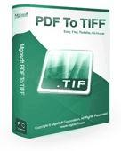 Mgosoft PDF To TIFF Command Line Screenshot