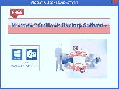 Microsoft Outlook Backup Software Screenshot