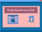 Music Recovery on Mac Screenshot