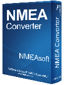Screenshot of NMEA Converter