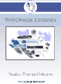 Nautical Web Elements Screenshot