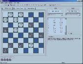 Net Checkers Screenshot