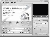 Nidesoft DVD to MP4 Suite Screenshot