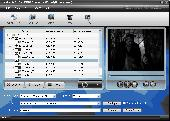 Nidesoft DVD to WMV Converter Screenshot