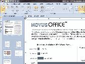 Novus PDF Screenshot